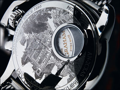 Часы Graham Chronofighter 1695