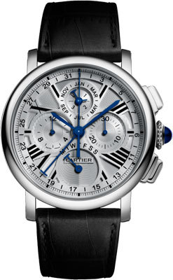 Часы cartier a lange sohne rotonde de cartier perpetual calendar