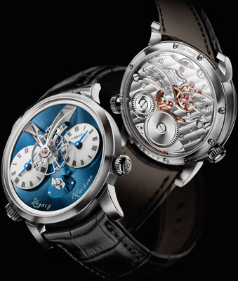 Часы MB&F Legacy Machine No.1 Xia Hang