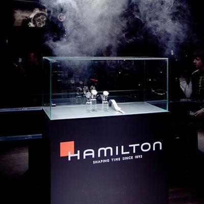 Презентация часов HAMILTON