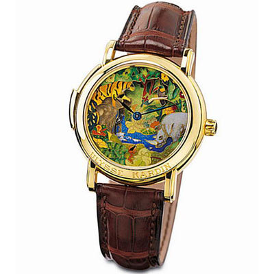 Ulysse Nardin Jungle Minute Repeater